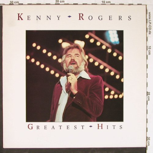 Rogers,Kenny: Greatest Hits(69), Breakaway(BMY 100), UK, 1984 - LP - E3684 - 4,00 Euro