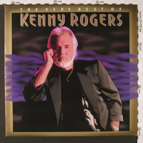 Rogers,Kenny: The Very Best of, Reprise(7599 26 457-1), D, 1990 - LP - E6942 - 6,00 Euro