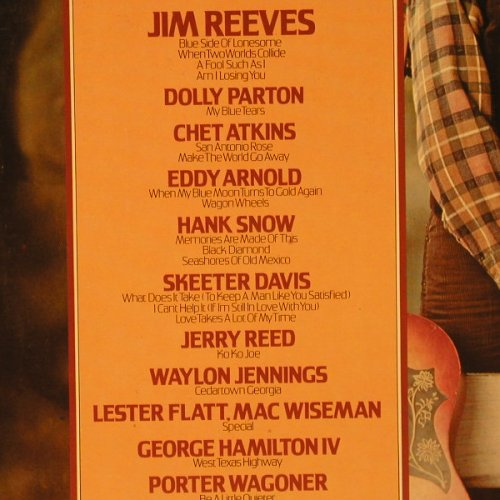 V.A.Country Giants: Vol.3-Jim Reeves...P. Wagoner,Foc, RCA(PDA 059), UK, 1971 - 2LP - E9130 - 6,00 Euro