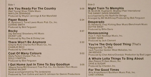V.A.Super Country Hits Vol.5: 12 Tr., RCA(CL 42848), D, 1979 - LP - F2621 - 4,00 Euro