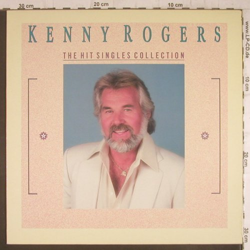 Rogers,Kenny: The Hit Singles Collection, MCA(252 689-1), D, 1985 - LP - F6345 - 5,00 Euro