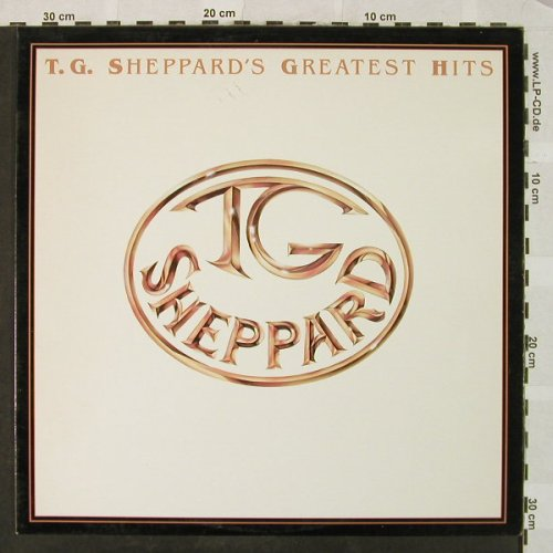 Sheppard,T.G.: Greatest Hits, WB(), US, 1983 - LP - H4993 - 9,00 Euro