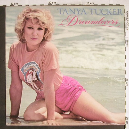 Tucker,Tanya: Dreamlovers, MCA(MCA 5140), , 1980 - LP - H7200 - 6,00 Euro