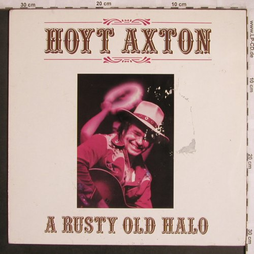 Axton,Hoyt: A Rusty Old Halo, m-/vg+,Bad Cover, Global(0063.220), D, 1979 - LP - X4317 - 4,00 Euro