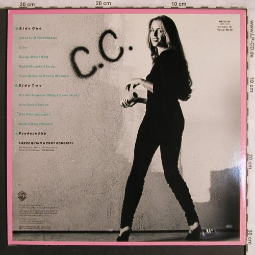 Carter,Carlene: Two Sides to Every Woman, WB(WB 56 745), D, 1979 - LP - X4463 - 7,50 Euro