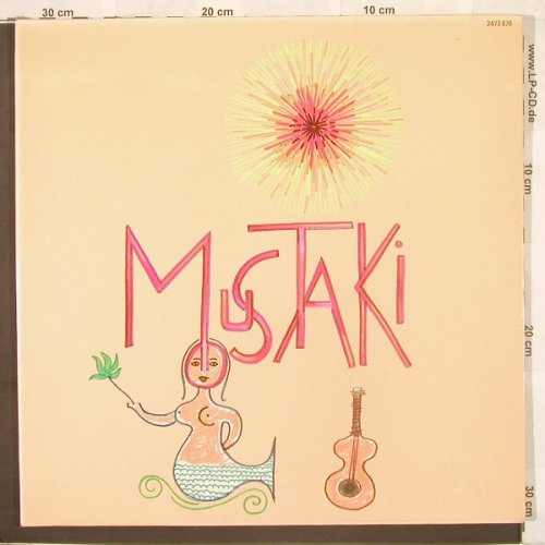 Moustaki,Georges: Same, Foc, Polydor(2473 076), F, 77 - LP - C3579 - 7,50 Euro