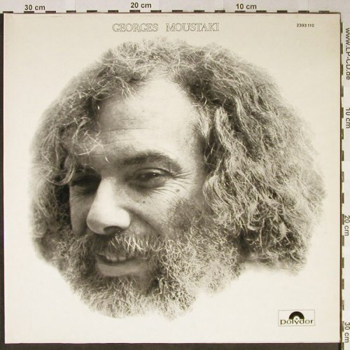 Moustaki,Georges: Same, Foc, Polydor(2393 110), D, 1974 - LP - E8459 - 5,50 Euro