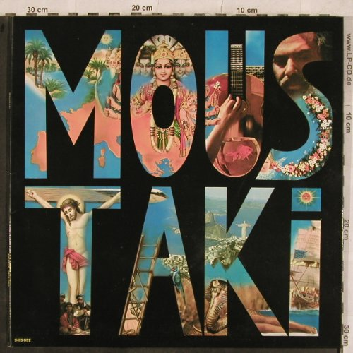 Moustaki,Georges: Same, Foc, Polydor(2473 052), F, 1977 - LP - X293 - 7,50 Euro