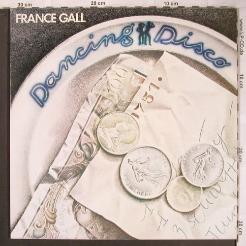 Gall,France: Dancing Disco, Foc, Atlantic(50 364), F, 1977 - LP - X4698 - 7,50 Euro
