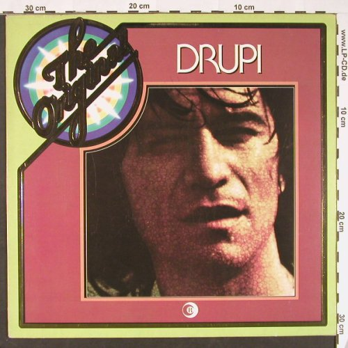 Drupi: The Original, Ri, Dischi(45.002), D, 1974 - LP - C9067 - 3,00 Euro