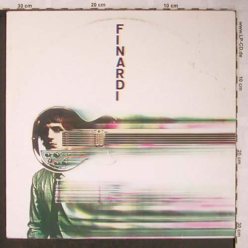 Finardi: Same, m-/vg+, Ultraphone(6.24878 AS), D, 1981 - LP - X5475 - 5,00 Euro
