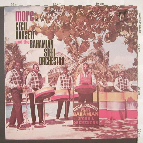 Dorsett,C. & Bahamian Steel Orch.: More Of, Elite(ERS-5), US,  - LP - A1247 - 10,00 Euro