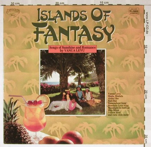 Vanua Levu: Islands of Fantasy, Arcarde(ADEG 132), D,  - LP - B2110 - 5,00 Euro