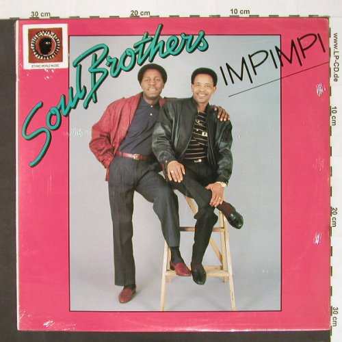 Soul Brothers: Impimpi, FS-New, Soul Brothers(SBH 1007), UK, 89 - LP - C3598 - 7,50 Euro