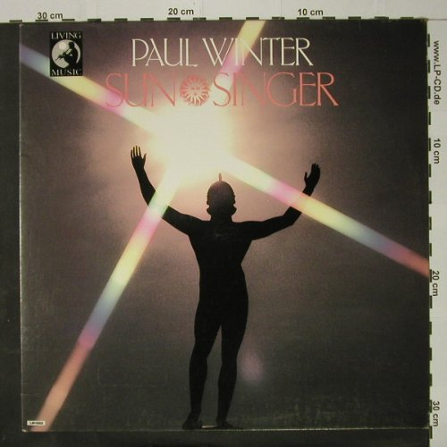 Winter,Paul: Sun Singer, Living Music(LM 0003), US, 1983 - LP - C8662 - 5,00 Euro