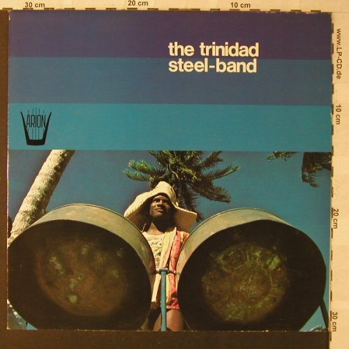 Trinidad Steel Band(The): Same, Arion(6.22661 AO), D, 1975 - LP - F1308 - 5,00 Euro