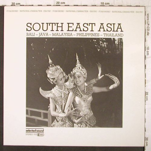 V.A.South East Asia: Bali,Java,Malaysia,Philippines,Thai, SelectedS.(157), D, 1983 - LP - F9016 - 5,00 Euro