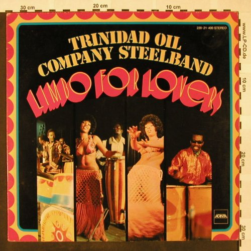Trinidad Oil Company Steel Band: Limbo For Lovers, Acantia(BD 21.400), D, 1977 - LP - H4227 - 5,00 Euro