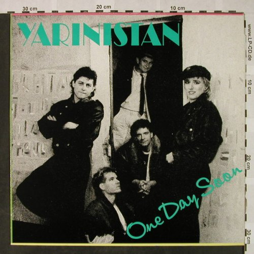 Yarinistan / Morgenland: One Day Soon, Pläne(88597), D, 1988 - LP - H4723 - 6,00 Euro