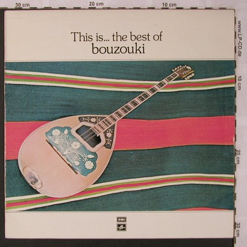 Polikandriotis: This is...the best of Bouzouki, EMI Columbia(14C 026-71180), GR, 1981 - LP - X2760 - 6,00 Euro