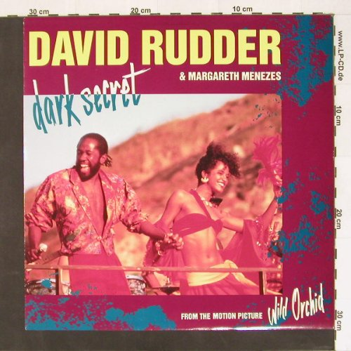 Rudder,David & M.Menezes: Dark Secret+1, London(), , 90 - 12inch - B8477 - 3,00 Euro