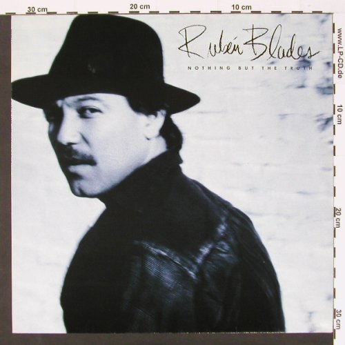 Blades,Ruben: Nothing But The Truth, Elektra(960 754-1), D, 88 - LP - C441 - 5,50 Euro