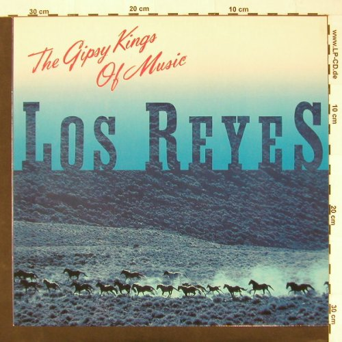 Los Reyes: The Gipsy Kings of Music, Ariola(209 377), D, 88 - LP - C956 - 5,00 Euro