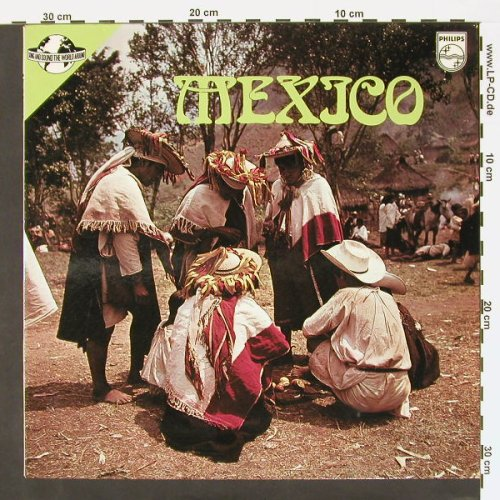 V.A.Mexico: Songs & Sound The Around, Philips(6345 056), NL,  - LP - C95 - 5,00 Euro