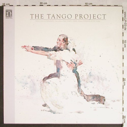 Schimmel,William/M.Sahl/Stan Kurtis: The Tango Project, Nonesuch(97.9030-1), D, 1982 - LP - H194 - 6,00 Euro