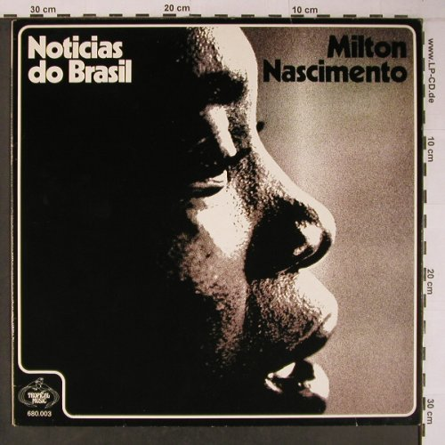 Nascimento,Milton: Noticias do Brasil, Tropical Music(680.003), D, 1983 - LP - X6421 - 9,00 Euro