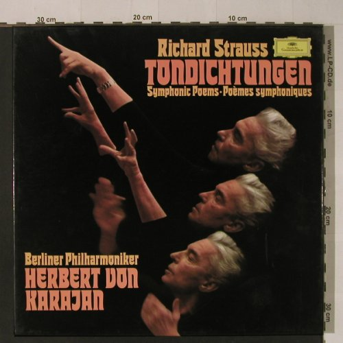 Strauss,Richard: Tondichtungen, Box, Deutsche Grammophon(2740 111), D,  - 5LP - K8629 - 20,00 Euro