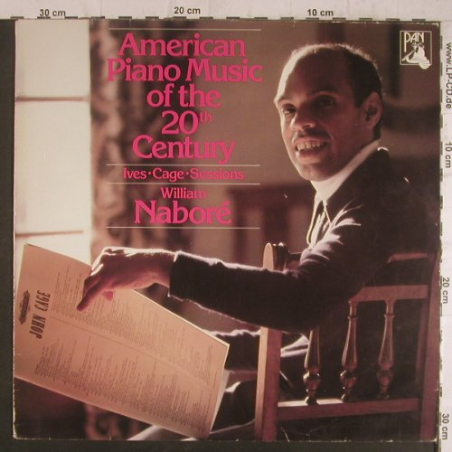 Nabore,William: American Musik of the 20th Century, PAN(130 032), CH, m/vg+, 81 - LP - K8929 - 12,50 Euro