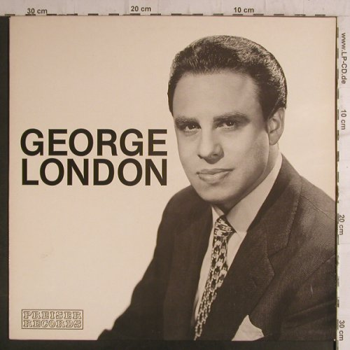 London,George: Same, Preiser Record(PR 135 027), A, Ri,  - LP - K9345 - 6,00 Euro