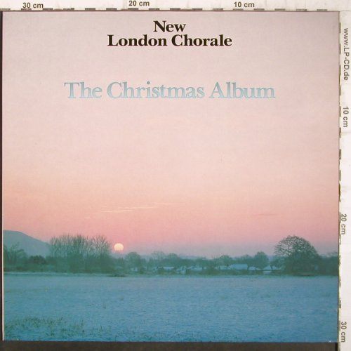 New London Chorale: The Christmas Album, BMG(PL 74314), D, 89 - LP - K9910 - 5,00 Euro