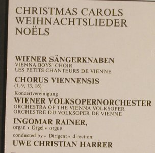 Wiener Sängerknaben: Merry Christmas, international, Philips(6514 318), NL,  - LP - L1502 - 5,00 Euro