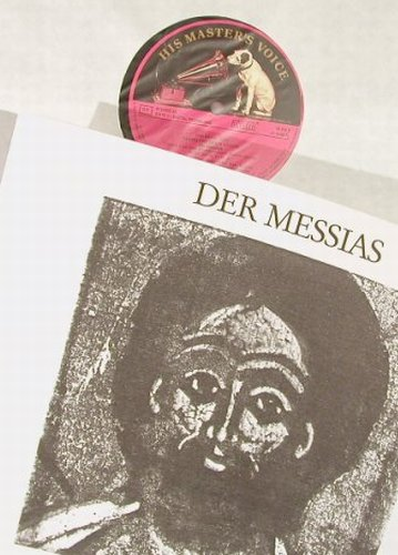 Händel,Georg Friedrich: Der Messias,in deutsch, Box, EMI(40 634 8), D,Club-Ed., 1984 - 3LP - L2084 - 12,50 Euro
