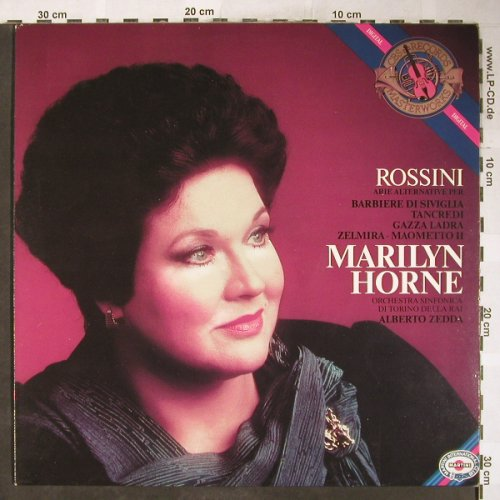 Rossini,Gioacchino: Arie Alternative, CBS(D 38731), NL, stoc, 1983 - LP - L3661 - 5,00 Euro