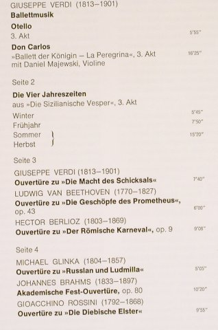 Verdi,Giuseppe/Beeth./BerliozGlinka: Ouvertüren&Ballettm,Hi-Fi Vol.3,Box, Decca(6.35383 DX), D, 1976 - 2LP - L3695 - 6,00 Euro