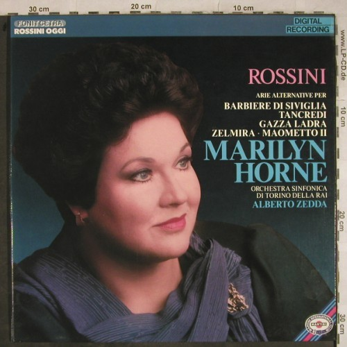 Horne,Marylin: Rossini-Arie Alternative per, Foc, Fonit Cetera (MARTINI)(LROD 1004), I,  - LP - L4150 - 7,50 Euro