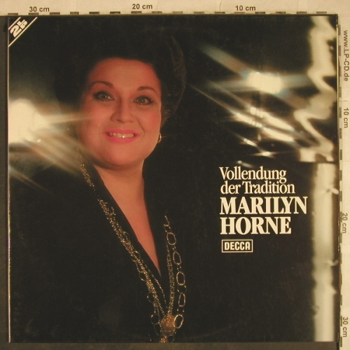 Horne,Marylin: Vollendung der Tradition,Foc, stoc, Decca blue(6.48146 DX), D,  - 2LP - L4152 - 6,00 Euro