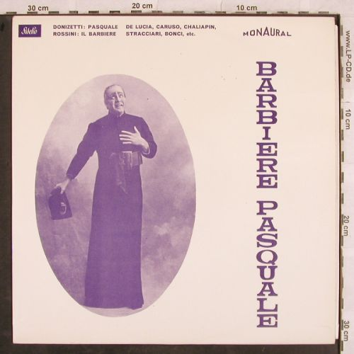 V.A.A Golden Trasury o.t.Past Vol.6: Don Pasquale/Il Barbiere-Excerpts, Fidelio(ATL 4055), UK, 1963 - LP - L4297 - 7,50 Euro