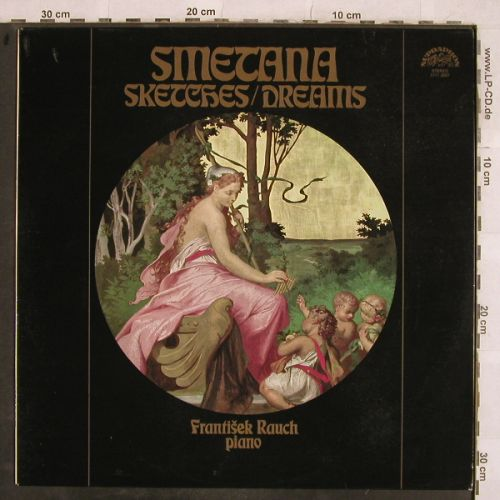 Smetana,Friedrich: Sketches / Dreams, Supraphon(1111 2587), CZ, 1981 - LP - L4337 - 6,00 Euro