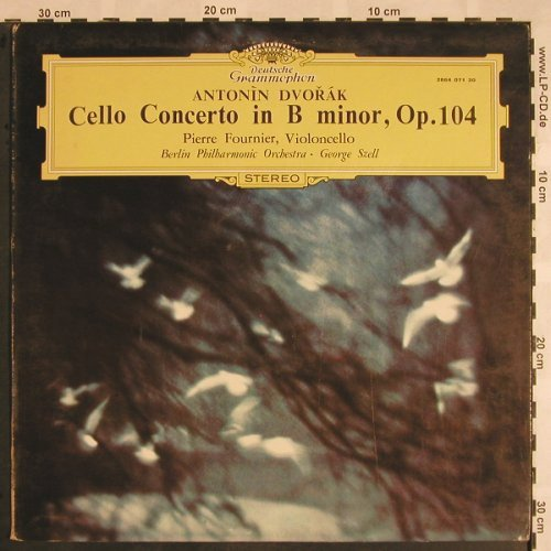 Dvorak,Anton: Cello Concerto in B minor, op.104, D.Gr.(2864 071 20), Korea,Ri, 1962 - LP - L5316 - 15,00 Euro