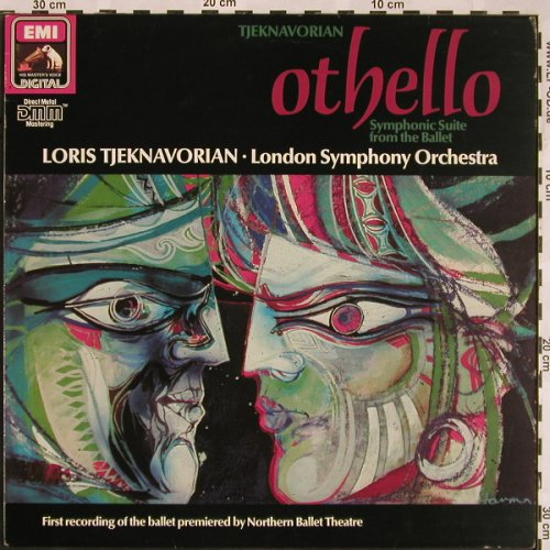 Tjeknavorian,Loris: Othello,Symph.Suite..Ballet, op.31, EMI(27 0322 1), UK, 1985 - LP - L5397 - 9,00 Euro