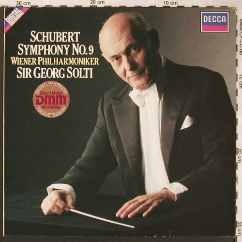 Schubert,Franz: Symphony No.9 - Great - D944, Decca(6.42693 AZ), D,  - LP - L6293 - 6,00 Euro