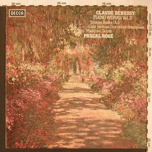 Debussy,Claude: Piano Works Vol.2, stoc, Decca(SXL 6957), UK, 1981 - LP - L6329 - 5,00 Euro