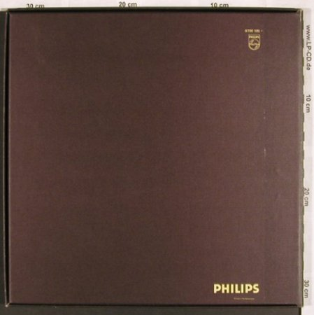 Verdi,Giuseppe: I Due Foscari,Box, Philips(6700 105), NL, 1977 - 2LP - L7039 - 7,50 Euro