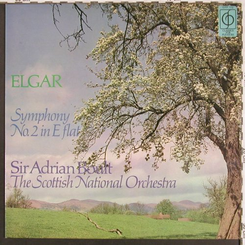 Elgar,Edward: Symphony No.2 in E flat, Classics for Pleasure(CFP 172), UK,  - LP - L7657 - 6,00 Euro