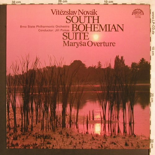 Novak,Vitezslav: South Bohemian Suite,op.64/Marysa, Supraphon(1110 2486), CZ, 1978 - LP - L7725 - 9,00 Euro