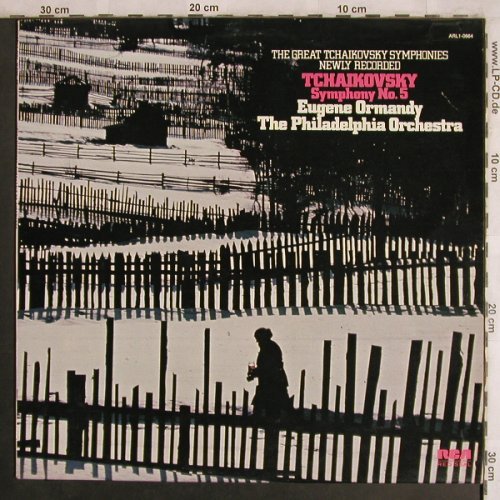 Tschaikowsky,Peter: Symphonie Nr.5, RCA Red Seal(26.41315 AW), D, 1975 - LP - L8084 - 5,00 Euro